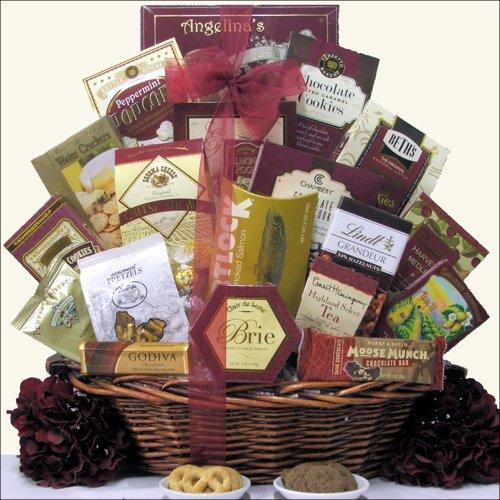 Finer Things: Gourmet Premium Gift Basket