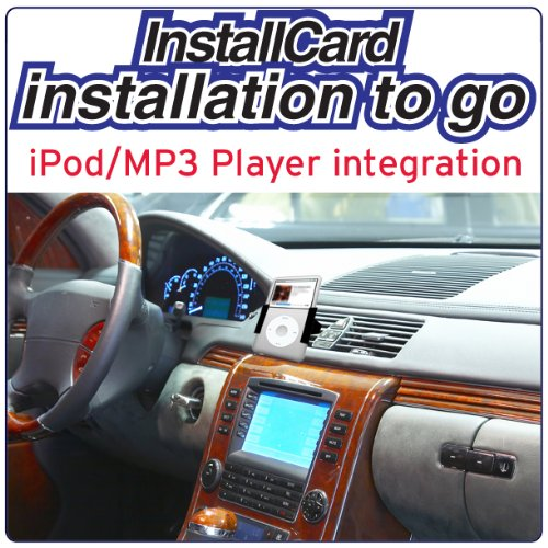 iPod/MP3 Player Installation