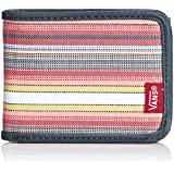 Vans Lucky Stripes Wallet - Red/assorted