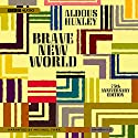 Brave New World Audiobook by Aldous Huxley Narrated by Michael York