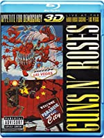 Appetite For Democracy 3D: Live At The Hard Rock Casino - Las Vegas [Blu-ray] [2014] [Region Free] [NTSC]