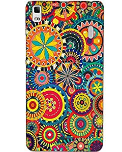 Lenovo K3 note Back Cover Designer Hard Case Printed Cover