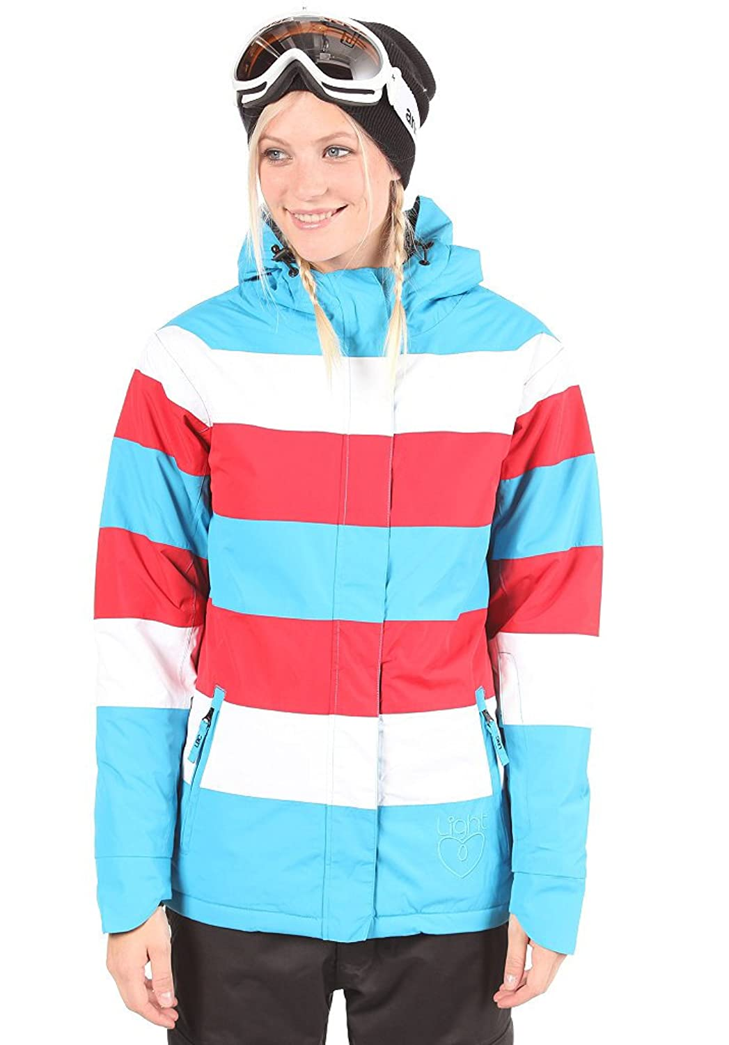Damen Snowboard Jacke Light Flag Jacket Women