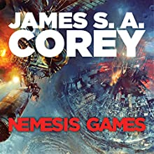 Nemesis Games: Book 5 of the Expanse (       UNABRIDGED) by James S. A. Corey Narrated by Jefferson Mays