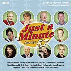 Just A Minute: Complete Series 57 | [Nicholas Parsons]