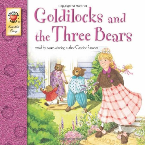Image of Goldilocks and the Three Bears