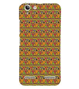 Colourful Pattern 3D Hard Polycarbonate Designer Back Case Cover for Lenovo Vibe K5 Plus :: Lenovo Vibe K5 Plus A6020a46 :: Lenovo Vibe K5 Plus Lemon 3