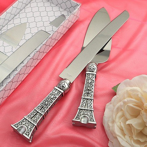 From Paris With Love Collection Cake Serving Server Set