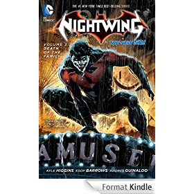 Nightwing Vol. 3: Death of the Family (The New 52)