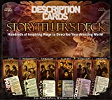 img - for Description Cards - Storytellers Deck - Creative Inspiration for Writers, Storytellers and GMs. Contains 80 Cards book / textbook / text book
