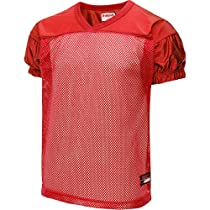 RIDDELL adult football practice jersey red