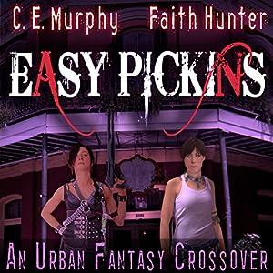A Jane Yellowrock/Walker Papers Crossover - Faith Hunter, C. E. Murphy