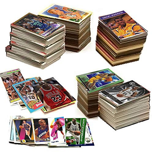 600-Basketball-Cards-Including-Rookies-Many-Stars-Hall-of-famers-Ships-in-New-White-Box-Perfect-for-Gift-Giving-Includes-Unopened-Pack-of-Vintage-Basketball-Cards-That-Is-At-Least-25-Years-Old