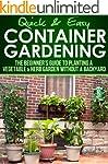 Container Gardening: The Beginner's G...