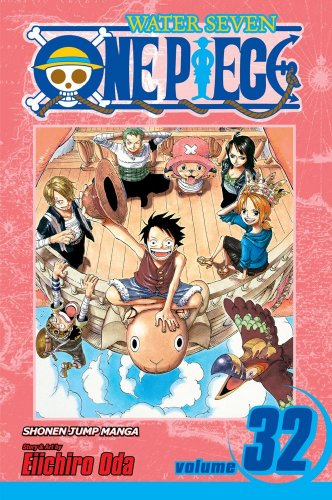 ONE PIECE ワンピース コミック32巻 (英語版)
