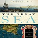 The Great Sea: A Human History of the Mediterranean Audiobook by David Abulafia Narrated by Jason Culp