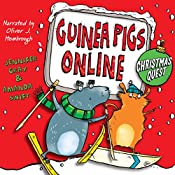 Christmas Quest: Guinea Pigs Online Book 5 | Jennifer Gray, Amanda Swift