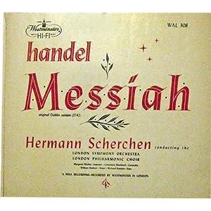 Amazon Com Handel Messiah Original Dublin Version