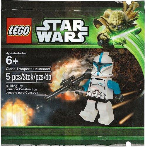 LEGO 5001709 Clone Trooper tenente Lego Clone Trooper (japan import)
