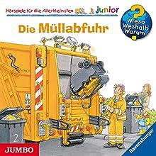 Die Müllabfuhr (Wieso? Weshalb? Warum? junior) Hörspiel von Peter Nieländer Gesprochen von: Niklas Heinecke, Ciaran Schädtler