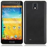 Star N8000 Smartphone Android 4.2 MTK6582/MTK6589 Quad Core 5.5 Inch 1GB 4GB 3G OTG (Black)