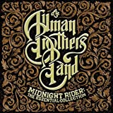Midnight Rider: The Essential Collection by Allman Brothers (2013) Audio CD