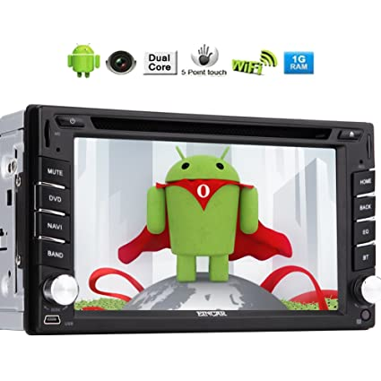 Derniššres Android 4.2 Dual-core Lecteur CD DVD intšŠgršŠ en 3D de navigation GPS + radio FM / AM RDS Lecteur + WiFi gratuite + Bluetooth intšŠgršŠ