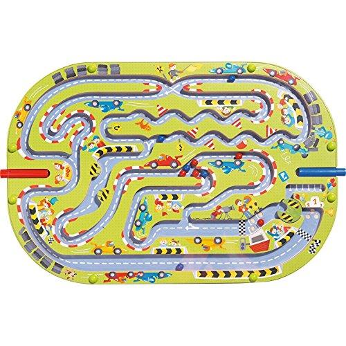 Haba 301551 Big Racing Magnetic Game - 1