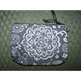 Thirty-one Mini Zipper Pouch Woodblock Floral