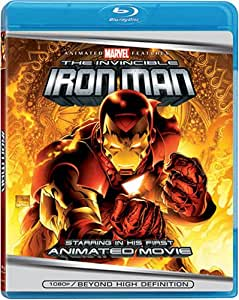 The Invincible Iron Man [Blu-ray]