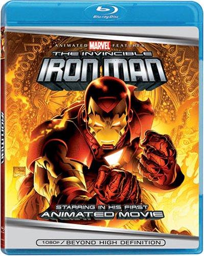 The Invincible Iron Man / Несокрушимый Железный Человек (2007)
