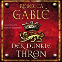 Der dunkle Thron (Waringham-Saga 4) Audiobook by Rebecca Gablé Narrated by Detlef Bierstedt