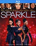 Sparkle LIMITED EDITION 2 DISC SET Blu-ray / Ultraviolet Digital Copy Includes BONUS DISC Featuring 3 Extended Musical Performances