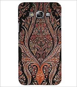 PrintDhaba Pattern D-2065 Back Case Cover for SAMSUNG GALAXY A8 (Multi-Coloured)