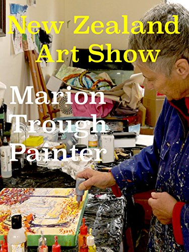 New Zealand Art Show Marion Trough
