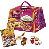 #6: Bikano Uphaar Rakhi Giftpack