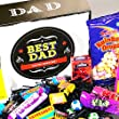 The Best Dad Ultimate Retro Sweets Gift Box - By Moreton Gifts - Perfect Father's Day, Birthday, Thank you Present