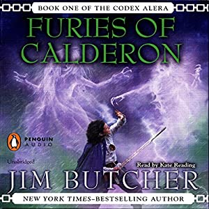 Furies of Calderon: Codex Alera, Book 1 by Jim Butcher