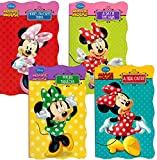 Disney® Minnie Mouse My First Books (Set of 4 Shaped Board Books)