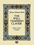 Bach: The Well Tempered Clavier: Books 1 and 2 Complete