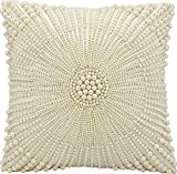 Kathy Ireland Worldwide Decorative Pillow By Nourison, Ivory, 12