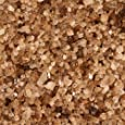 4 Oz - Bourbon Smoked Sea Salt - a light smoky flavor - Kentucky USA (Medium)