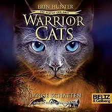 Lange Schatten (Warrior Cats: Die Macht der Drei 5) Hörbuch von Erin Hunter Gesprochen von: Marlen Diekhoff