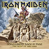 Somewhere Back in Time: The Best of 1980-1989 by Iron Maiden [Music CD]