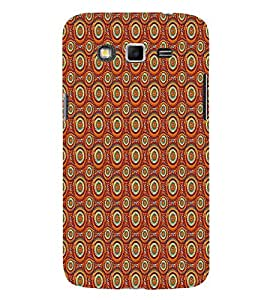 Circle Abstract 3D Hard Polycarbonate Designer Back Case Cover for Samsung Galaxy Grand Neo Plus :: Samsung Galaxy Grand Neo Plus i9060i