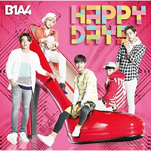HAPPY DAYS 初回限定盤B(DVD付)をAmazonでチェック!
