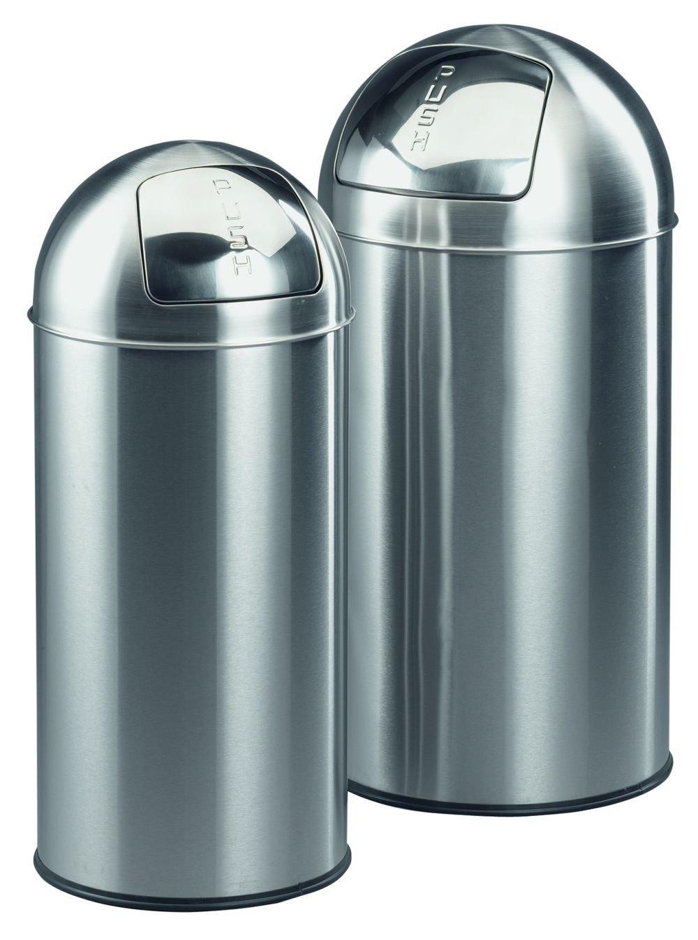 AbfalleimerSet 2teilig, 2 Mülleimer mit 28 Liter und 40 Liter Volumen   Bewertungen