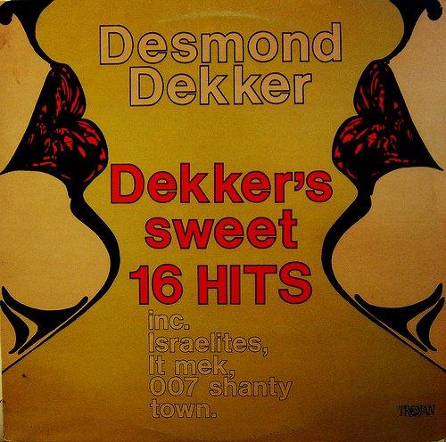 Desmond Dekker - Sweet 16 Hits - Zortam Music