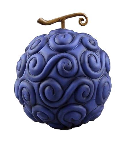 Qingsun One Piece Fruit du Demon de Portgas·D· Ace Fruit Brûlant Cosplay Collection
