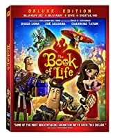 Book of Life 3D [Blu-ray] from 20th Century Fox